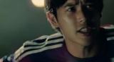 日本代表新ユニフォームPVで熱演する内田篤人