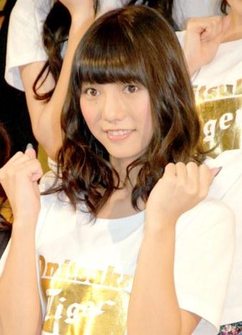 フルマラソンに挑戦することを発表したAKB48『マラソン部』メンバー・高城亜樹(JKT48・AKB48) (C)ORICON NewS inc.