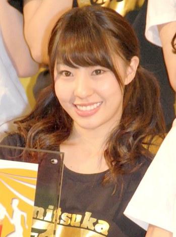 フルマラソンに挑戦することを発表したAKB48『マラソン部』メンバー・藤江れいな(AKB48) (C)ORICON NewS inc.