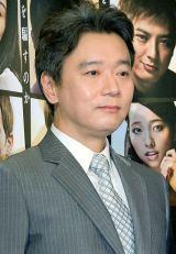 NHK新ドラマ『太陽の罠』完成披露試写会に出席した尾美としのり (C)ORICON NewS inc.