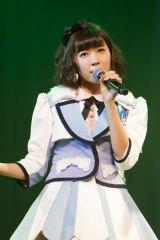 初のオリジナル公演初日を迎えたNMB48チームNの渡辺美優紀(C)NMB48