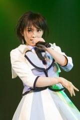 初のオリジナル公演初日を迎えたNMB48チームNの山本彩(C)NMB48