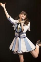 初のオリジナル公演初日を迎えたNMB48チームNの市川美織(C)NMB48
