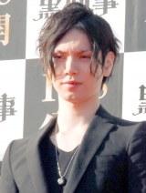 主演映画『黒執事』レッドカーペットイベントに出席した水嶋ヒロ (C)ORICON NewS inc.