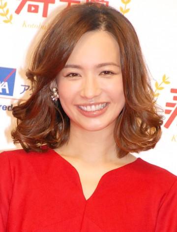 サムネイル 妊娠5ヶ月でイベントに登場した優木まおみ (C)ORICON NewS inc.