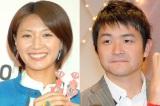 (左から)浅尾美和、千鳥・ノブ小池 (C)ORICON NewS inc.