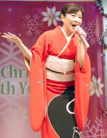 デビュー30周年記念アルバム『くとうてん』発売記念イベントを開催した松本明子 (C)ORICON NewS inc.