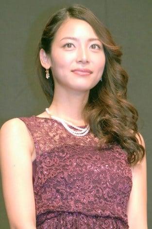 映画『カノジョは嘘を愛しすぎてる』上映前完成披露舞台あいさつに出席した相武紗季 (C)ORICON NewS inc.