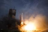 イプシロンロケット試験機打ち上げ(写真提供:JAXA/JOE NISHIZAWA)