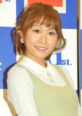 カレンダーの発売記念イベントに出席した浦野一美 (C)ORICON NewS inc.
