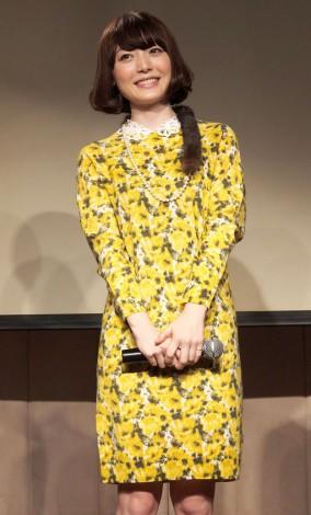 アニメ『となりの関くん』製作発表会に出席した花澤香菜 (C)ORICON NewS inc.