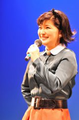 約20年ぶりにファンの前に登場した桜田淳子