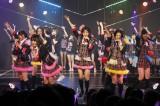 劇場2周年記念特別公演を行ったHKT48(26日=福岡・博多 HKT48劇場)(C)AKS
