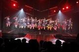 新曲「ウインクは3回」初披露 センターは3期生の矢吹奈子(C)AKS