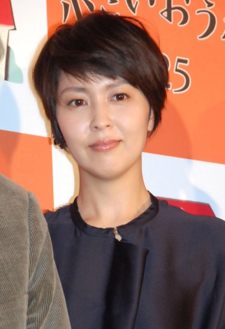 映画『小さいおうち』完成披露試写会舞台あいさつに出席した松たか子 (C)ORICON NewS inc.