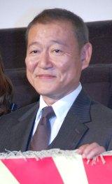 映画『あさひるばん』の初日舞台あいさつに出席した國村隼 (C)ORICON NewS inc.