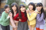 ももいろクローバーZ主演のクリスマスドラマのタイトルが『天使とジャンプ』に決定(C)NHK