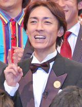 妻・青木裕子アナウンサーの妊娠発表が遅れたことを謝罪した矢部浩之 (C)ORICON NewS inc.