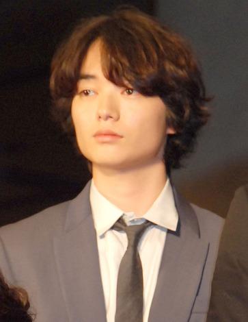 映画『永遠の0』の完成披露イベントに出席した染谷将太 (C)ORICON NewS inc.