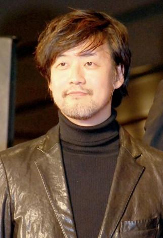 映画『永遠の0』の完成披露イベントに出席した山崎貴監督 (C)ORICON NewS inc.