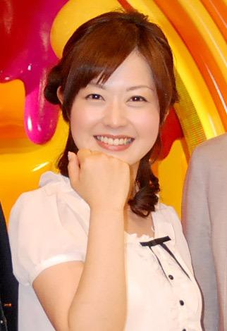 日本テレビの水卜麻美アナウンサー (C)ORICON DD inc.