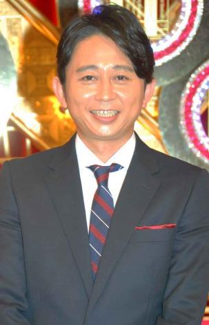 日本テレビ系新番組『有吉ゼミ』収録後、会見を行った有吉弘行 (C)ORICON NewS inc.