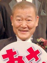 映画『あさひるばん』完成披露舞台あいさつに出席した國村隼 (C)ORICON NewS inc.