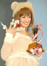 『ネイルクイーン 2013』授賞式に出席した南明奈 (C)ORICON NewS inc.