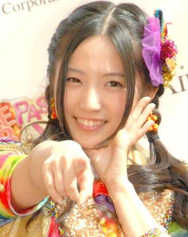 携帯カードゲーム『SKE48 Passion For You』新CM発表会に出席したSKE48・古川愛李 (C)ORICON NewS inc.