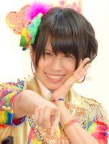 携帯カードゲーム『SKE48 Passion For You』新CM発表会に出席したSKE48・中西優香 (C)ORICON NewS inc.