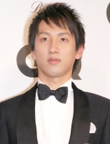 『GQ Men of the Year & the Decade 2013』を受賞した朝井リョウ (C)ORICON NewS inc.