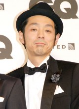 『GQ Men of the Year & the Decade 2013』を受賞した宮藤官九郎 (C)ORICON NewS inc.
