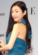 『VOGUE JAPAN Women of the Year 2013』を受賞した壇蜜 (C)ORICON NewS inc.