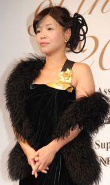 『VOGUE JAPAN Women of the Year 2013』を受賞した大久保佳代子 (C)ORICON NewS inc.