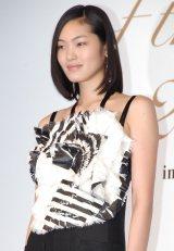 『VOGUE JAPAN Women of the Year 2013』を受賞したCHIHARU (C)ORICON NewS inc.