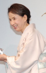 『VOGUE JAPAN Women of the Year 2013』を受賞した八千草薫 (C)ORICON NewS inc.
