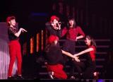 『モーニング娘。コンサートツアー2013秋 〜 CHANCE!〜』の最終公演に出演したjuice=juice (C)ORICON NewS inc.