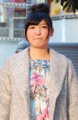 『全国ぷに子オーディション』の合格者発表イベントに出席した浅川美咲  (C)ORICON NewS inc.