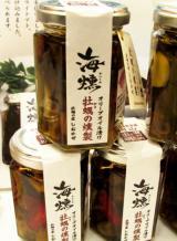 『海燻 牡蠣の燻製オリーブオイル漬け』(牡蠣の家しおかぜ/岡山県)