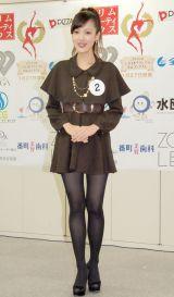 2014年度ミス日本コンテスト候補者の太郎良綾さん (C)ORICON NewS inc.