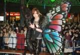 巨大な蝶の羽でファンを魅了したDAIGO=ソロ第2弾シングル「BUTTERFLY/いま逢いたくて...」のリリース記念イベント (C)ORICON NewS inc.