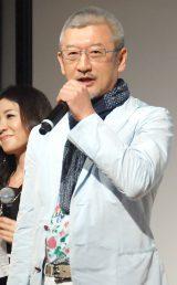 『指恋〜君に贈るメッセージ〜』配信記念イベントに出席した恋愛学者・森川友義教授 (C)ORICON NewS inc.