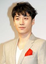 『指恋〜君に贈るメッセージ〜』配信記念イベントに出席したBIGBANG・V.I (C)ORICON NewS inc.