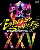 Blu-ray『B'z LIVE-GYM Pleasure 2013 ENDLESS SUMMER -XXV BEST-』完全盤