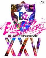 Blu-ray『B'z LIVE-GYM Pleasure 2013 ENDLESS SUMMER -XXV BEST-』通常盤