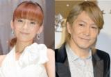 (左から)華原朋美、小室哲哉 (C)ORICON NewS inc.