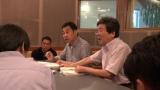 『かぐや姫の物語』高畑勲監督(右)が地井武男さんの代役に三宅裕司(左)を指名