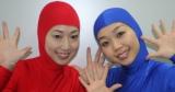 コンビ解消を発表したモエヤン(左から)池辺愛、久保いろは(=2008年1月撮影)(C)ORICON NewS inc.