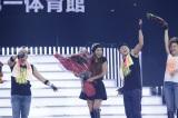 初コンサートから18年で通算500公演を達成した安室奈美恵