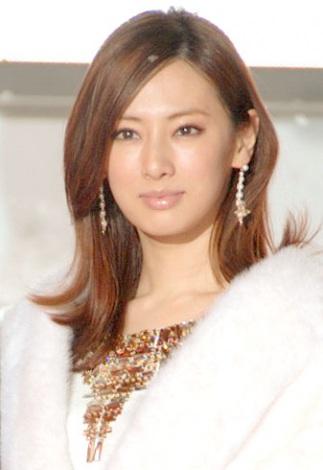 映画『抱きしめたい-真実の物語-』の完成イベントに出席した北川景子 (C)ORICON NewS inc.
